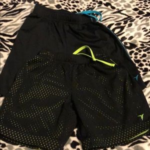 2 Pair Old Navy Athletic Shorts, size 6/7